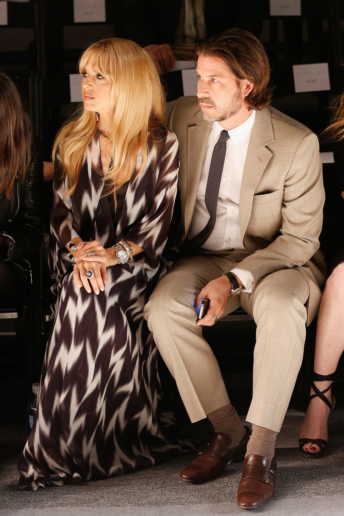 Celeb Diary Rachel Zoe New York Fashion Week