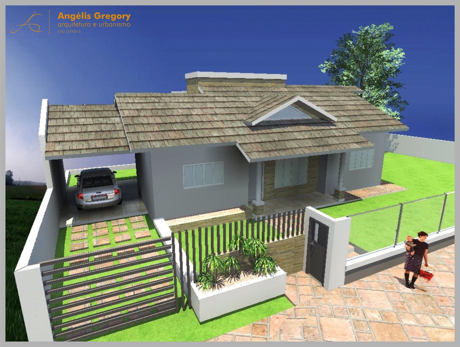 Decorao casas fachadas lindas modernas car interior design for Casas hermosas modernas