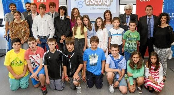 Premio Periodista Escolar