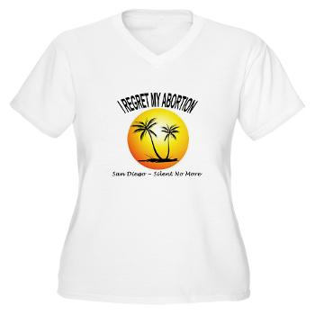 Shop Silent No More San Diego - New Designs on request