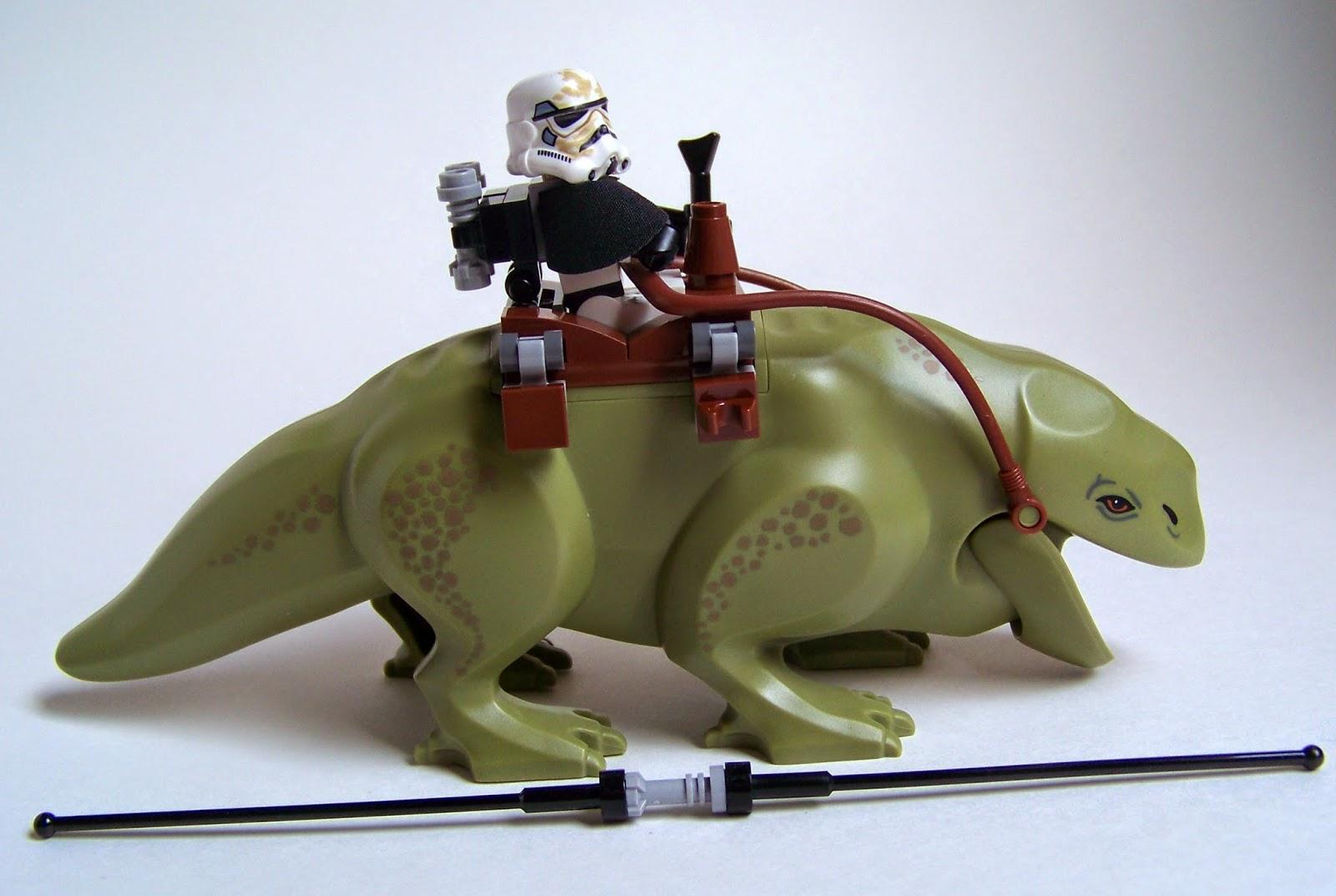 LEGO Sand trooper