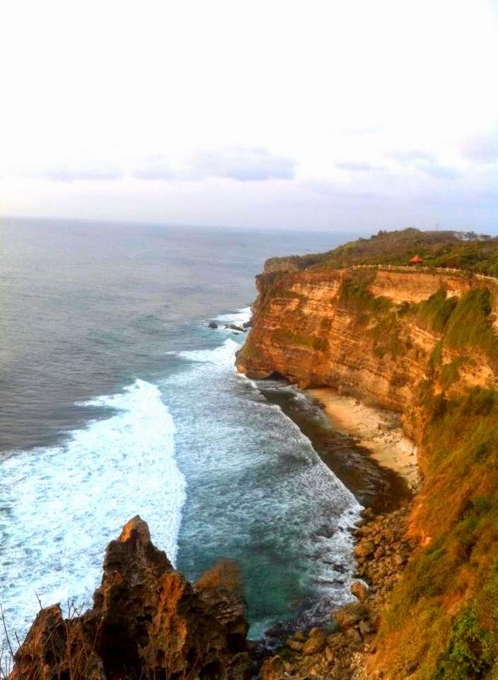 Clift in Uluwatu, Bali Indonesia