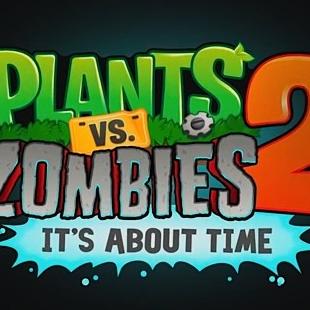 Mira el Trailer de Plants vs. Zombies 2: It's About Time