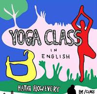 CLASES DE YOGA EN INGLES
