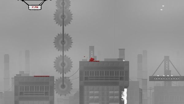 Super Meat Boy screen1