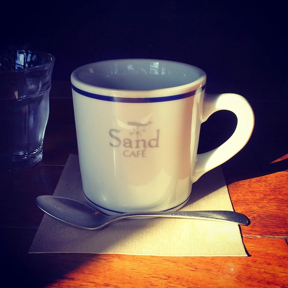 千倉カフェ Sand Café
