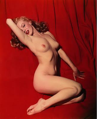 Marilyn Monroe Fotografia Desnudo