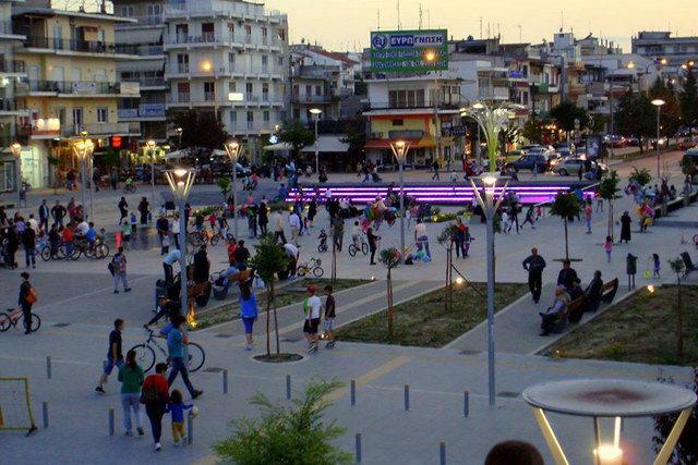 Εκδήλωση για τα παιδιά στην Πλατεία Ορεστιάδας
