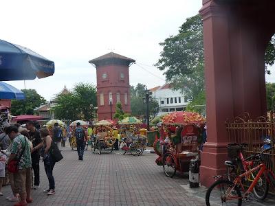 que visitar en Malaca