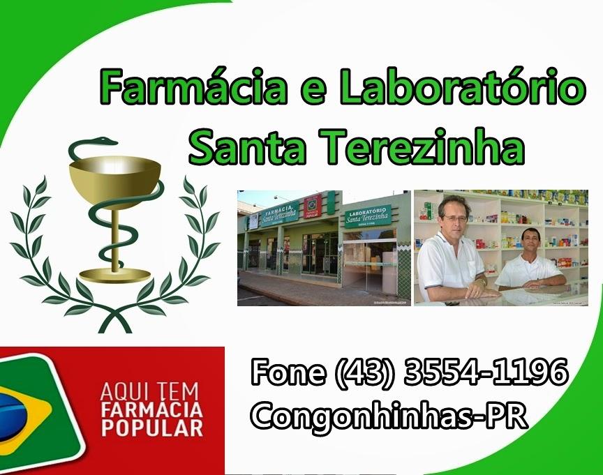 Farmácia e Laboratório Santa Terezinha