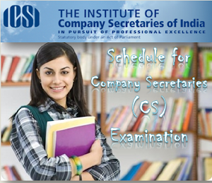 Schedule and Amendments for CS Exam June, 2014
