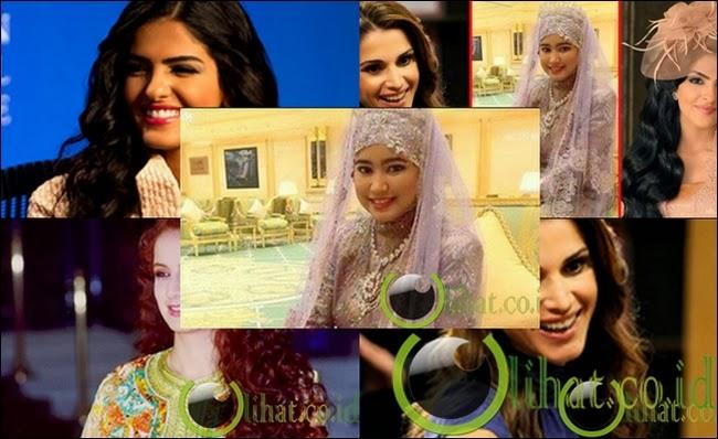 10 Wanita Muslim yang paling Tercantik dan Terkaya di Dunia