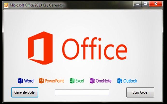 Microsoft Office Professional Plus 2013 Full Cracked PC