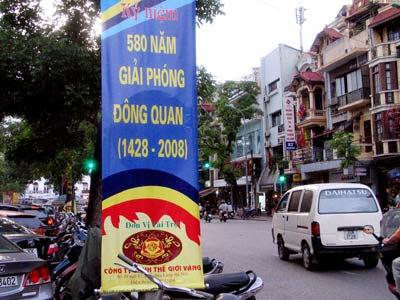co quan quang cao Buoc Chan Viet chuyen nhan in bang ron maketing