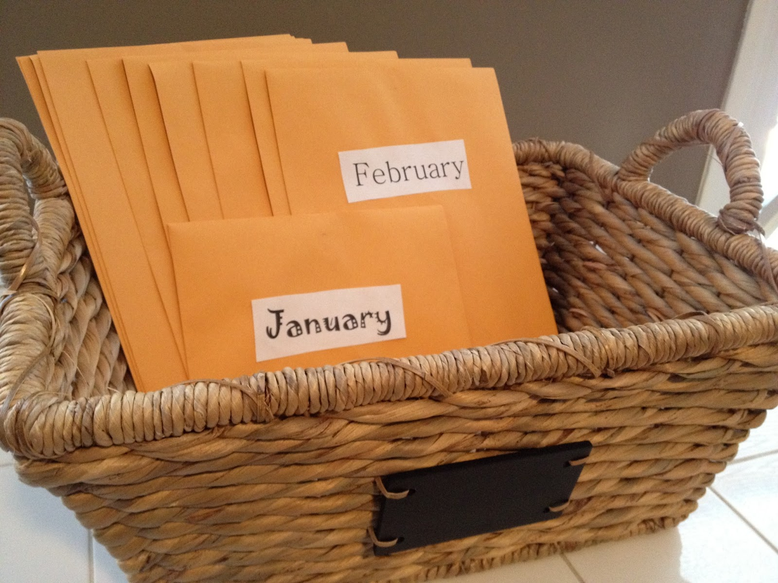 Date Night Wedding Gift Basket : Pretty Little Things: Date Night Basket: A year of pre-planned dates ...