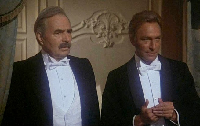 Christopher Plummer And James Mason Murder By Decree Sherlock Holmes Jack The Ripper