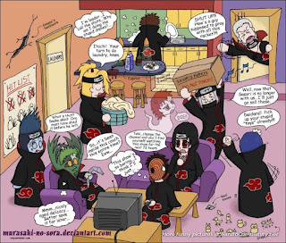 Gambar Lucu Naruto