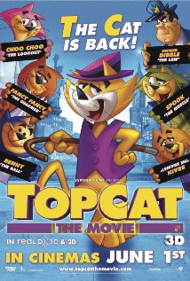 Mèo Siêu Quậy - Top Cat The Movie 2012
