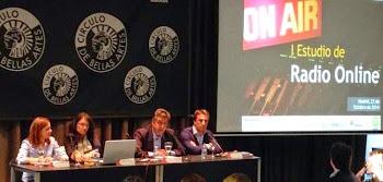 IAB PRESENTA EL PRIMER ESTUDIO SOBRE LA RADIO ONLINE EN ESPAÑA