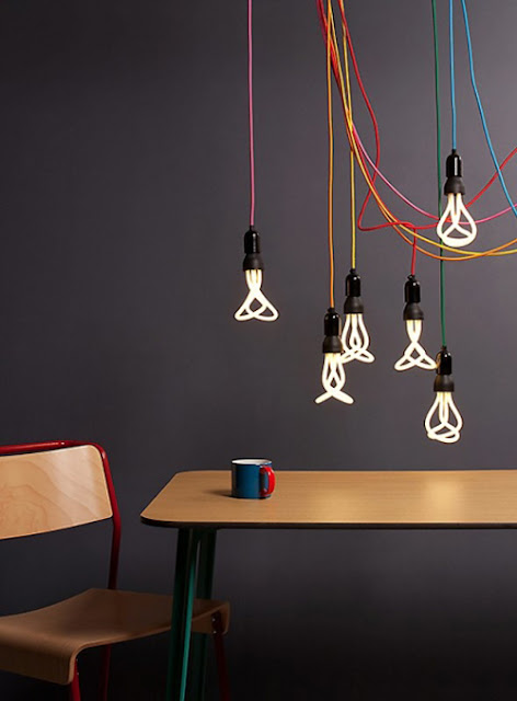 {Design} Plumen 001 The designer energy saving lightbulb