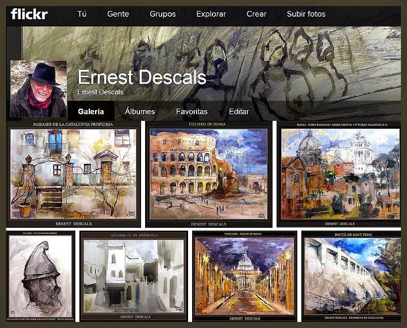 PINTURA-ARTE-FLICKR-CUADROS-FOTOS-GALERIA-SEIS MILLONES-VISITAS-ARTISTA-ERNEST DESCALS