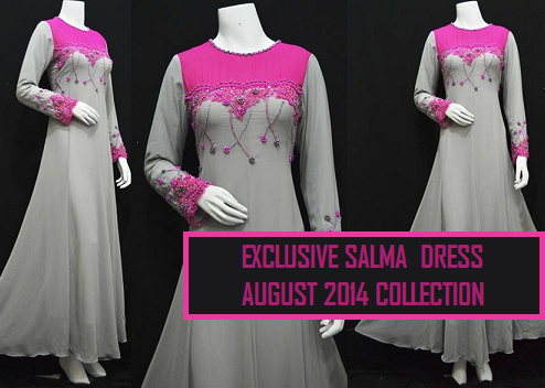 SALMA DRESS - RM170