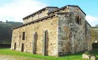 Oviedo, San Pedro de Nora