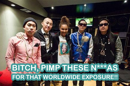 Crystal Kay and the Far east movement collaborate | J-Pop x Pop scoop