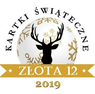 Kolejna odznaka Złotej 12 na Rogatym Blogu