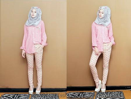 Dita Pamungkas Hijab Modis Bukan Hijab Syar I