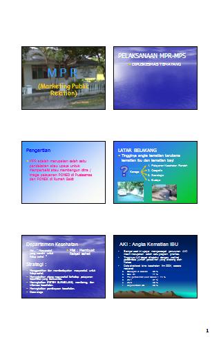 mencetak beberapa slide pada satu halaman kertas