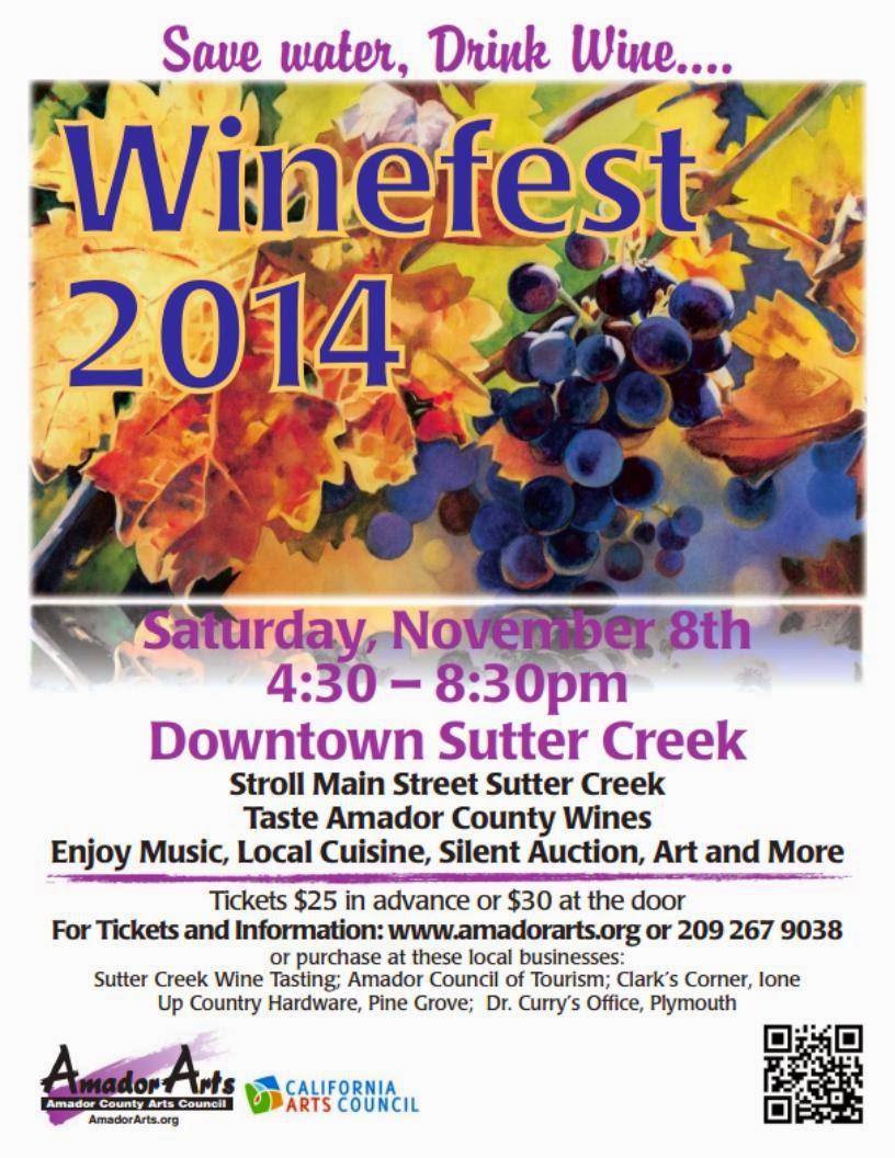 Winefest 2014 - Sat Nov 8