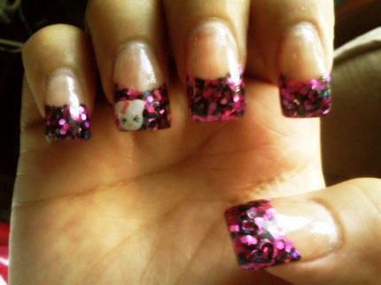 new beautiful acrylic nails pics   fashion world