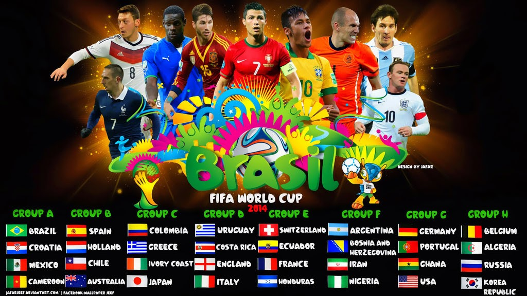 Fifa World Cup 2014 South America World Cup 2014 Picture