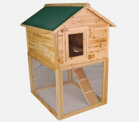 Ideas Para Construir Una Casa Para Conejos Quiero Mas Diseno