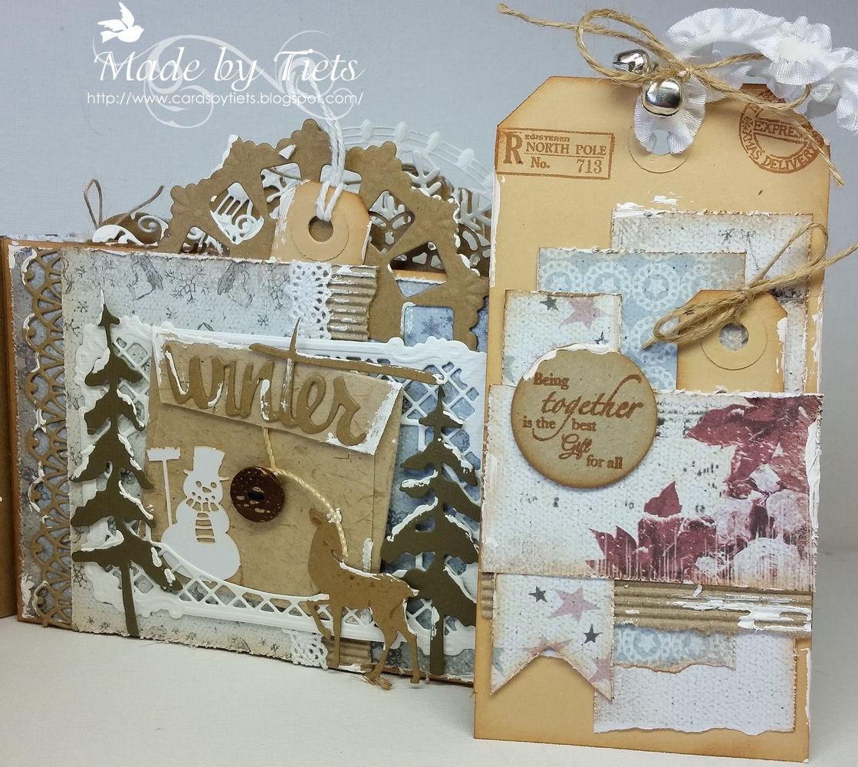 kimya verpakkingen: Winter Wonderland!