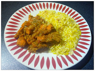 Tesco Finest Chicken Dhansak