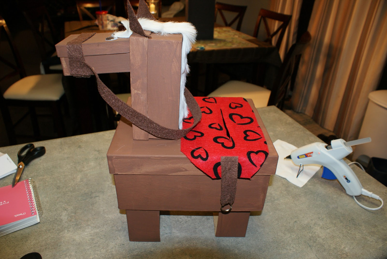 Horse Valentineu0027s Box