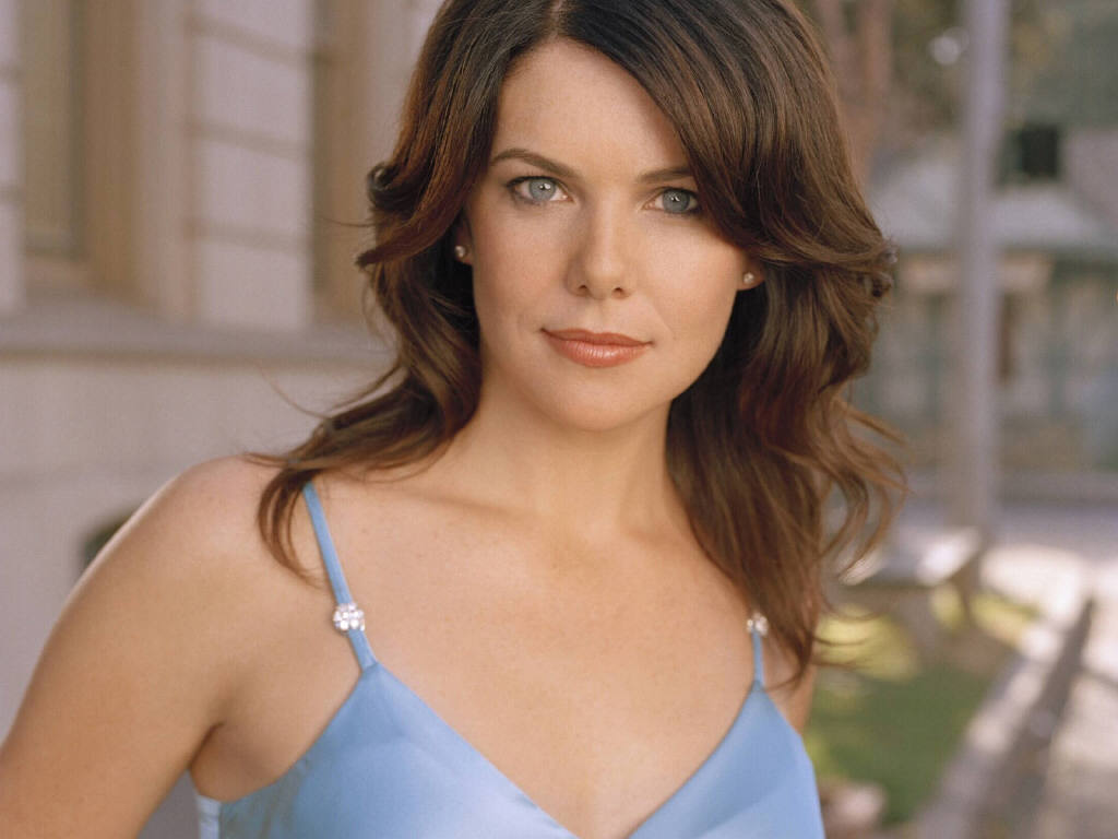 Really. Foto hard lauren graham