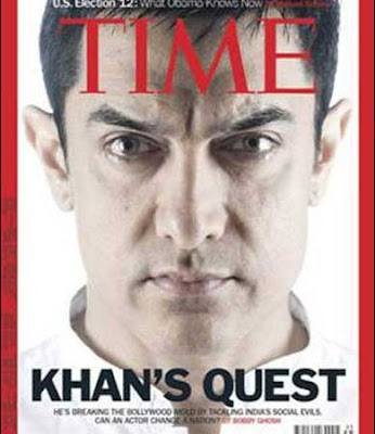 Aamir Khan Time Magazine