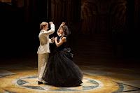 Anna Karenina 2012 movie - Keira Knightley and Aaron Johnson