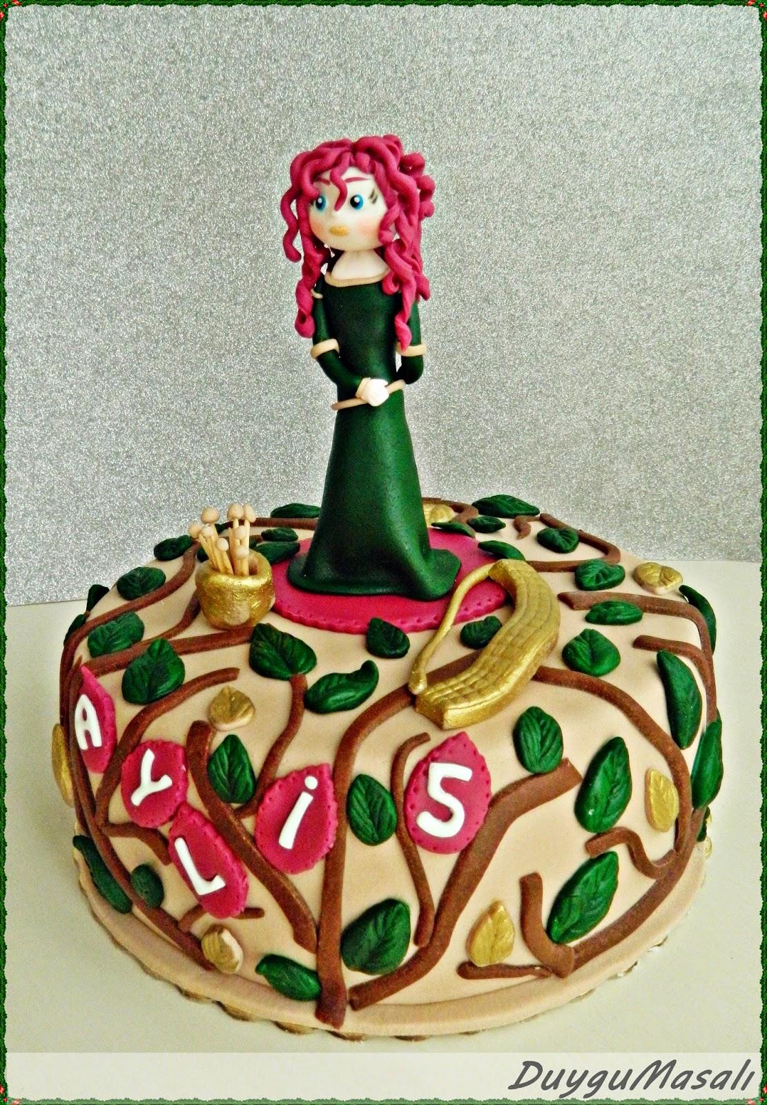 prenses merida butik pasta