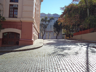 Proximidades da Praça Alto da Bronze, Porto Alegre, RS