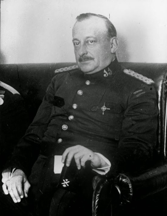 General Miguel Primo de Rivera
