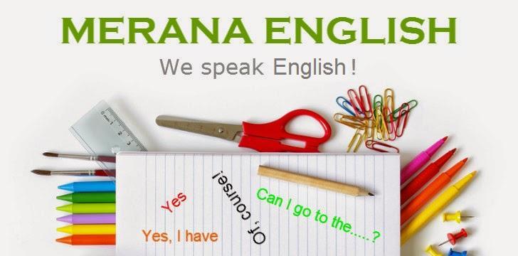 MERANA ENGLISH