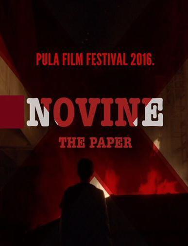 Novine (The Paper) Temporada 1