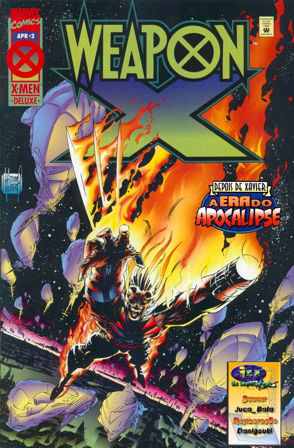 X-Men - A Era do Apocalipse #22