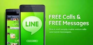 unduh aplikasi line gratis