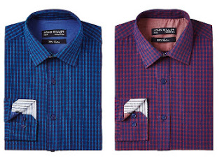 Amazon : Buy John Miller Shirts Flat 70% Off starting at Rs.359 BuyToEarn