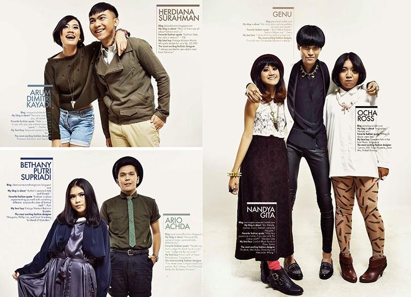 Deluxshionist Herdiana Surachman Fashion Blogger Indonesia